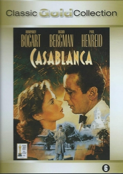 Classic Gold Collection DVD - Casablanca