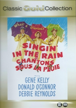 Classic Gold Collection DVD - Singing in the Rain