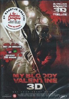 Horror DVD - My Bloody Valentine 3D