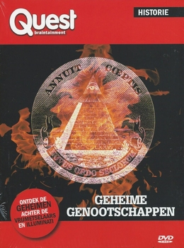 DVD documentaire Quest - Geheime Genootschappen
