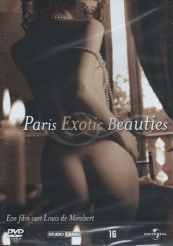 Erotiek DVD - Paris Exotic Beauties