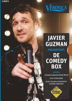 Cabaret DVD - Javier Guzman - De Comedy Box (3 DVD)