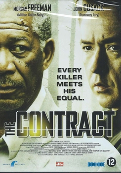 Actie DVD - The Contract
