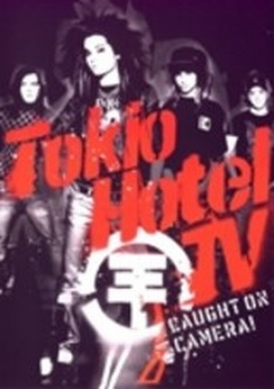 DVD Tokio Hotel - Caught On Camera