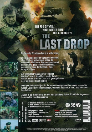 DVD oorlogsfilms - The Last Drop