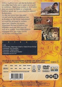 Avontuur DVD - The 3 Worlds of Gulliver