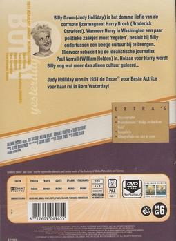 Classic movies DVD - Born Yesterday