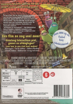 Animatie DVD - Flushed Away