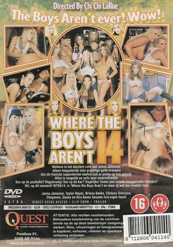 Quest DVD - Where the Boys aren't 14