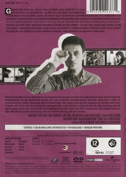 Franse film DVD - The Little Soldier