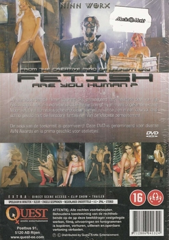 Sex DVD Quest - Fetish - Are You Human?