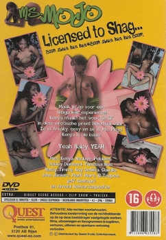 Sex DVD Quest - Ms. Mojo