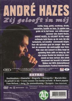 Documentaire DVD - Zij Gelooft in Mij - Andre Hazes
