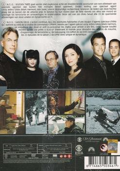DVD TV series - NCIS Seizoen 2 Vol. 1