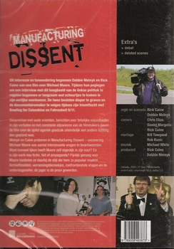 Filmhuis DVD - Manufacturing Dissent