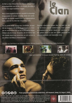 Franse film DVD - Le Clan