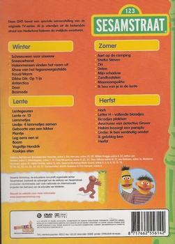 DVD Sesamstraat - Seizoenen