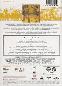 DVD Spartacus (2 DVD SE)