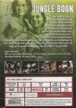 Avontuur DVD - Jungle book