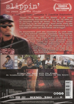 Documentaire DVD - Slippin' 10 Years With the Bloods