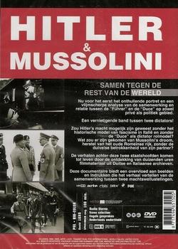 Oorlogsdocumentaire DVD - Hitler & Mussolini