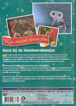 Tekenfilm DVD - Kerst bij de Lieveheersbeestjes
