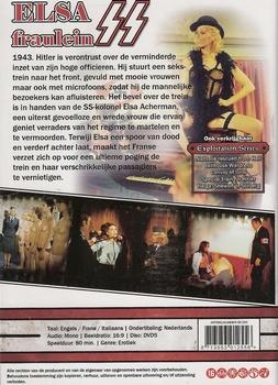 Exploitation Series DVD - Elsa Fraulein SS