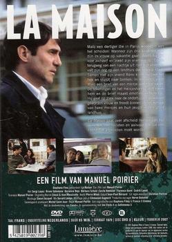 Franse film DVD - La Maison