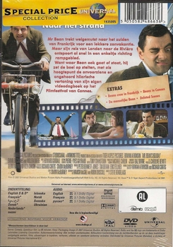 Humor DVD - Mr. Bean's Holiday