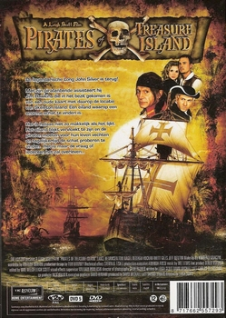 Avontuur DVD - Pirates of Treasure Island