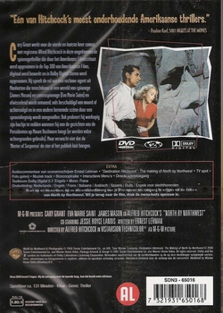 Classic movies DVD - North by NorthWest