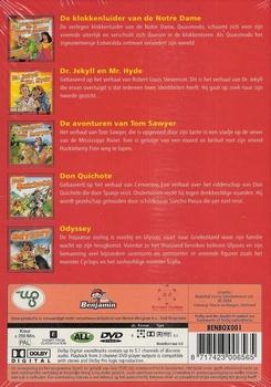 Tekenfilm DVD box - De Grote Sprookjes Box 1 (5 DVD)