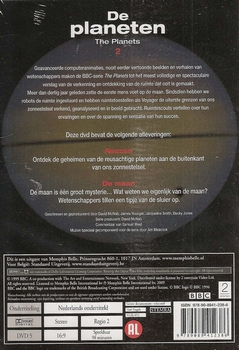 Documentaire DVD - De Planeten (deel 2)