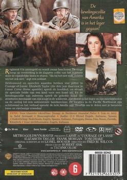 DVD Lassie - Courage of Lassie