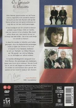 Franse film DVD - On Connait la Chanson