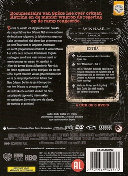 Documentaire DVD - When the Levees Broke (3 DVD)
