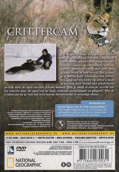 National Geographic DVD - Crittercam