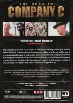 DVD oorlogsfilms - The Boys in Company C