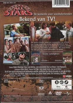 DVD serie - All Stars seizoen 2