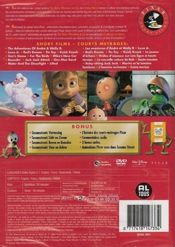 Disney DVD - PIXAR Short Films Collection