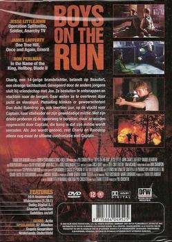 Actiefilm DVD - Boys on the Run