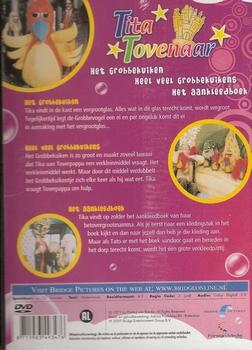 TV serie DVD - Tita Tovenaar