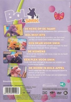 Studio 100 DVD Bol & Smik - De Kers op de Taart