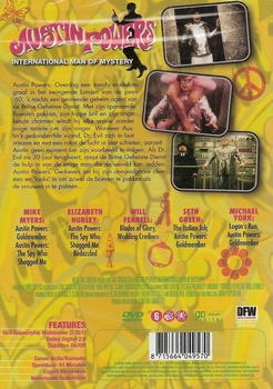 Komedie DVD - Austin Powers