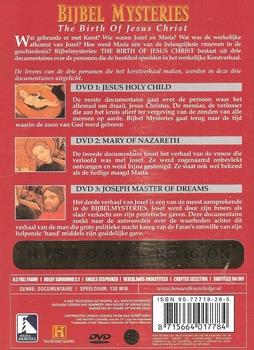 Documentaire DVD box - Bijbel Mysteries (3 DVD)