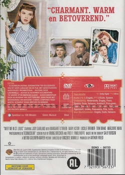 Classic movies DVD - Meet Me in St. Louis