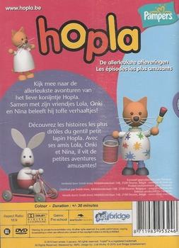 Animatie DVD - Hopla 2 DVD box