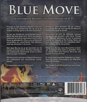 Documentaire Blu-Ray - Blue Move