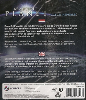 Documentaire Blu-Ray - Beautiful Planet
