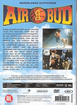 DVD Jeugd - Air Bud 1